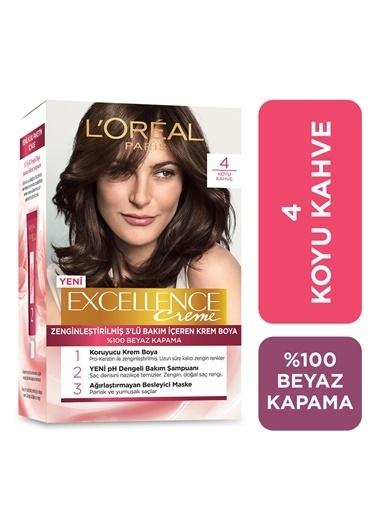 L'Oréal Paris Excellence Creme Saç Boyası Kahve